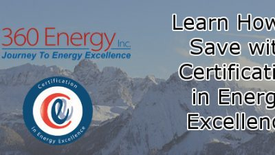 Webinar: Learn How to Save with Certification in Energy Excellence