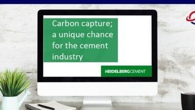 HEIDELBERG MAKES CONCRETE CARBON REDUCTIONS